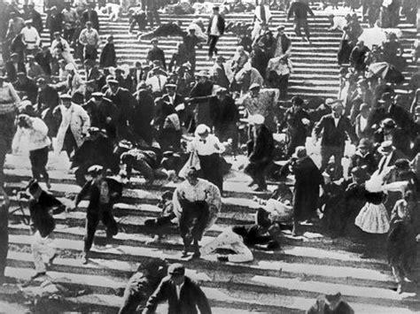 BIOMBO HISTÓRICO: LA REVOLUCIÓN RUSA. La revolución de 1905