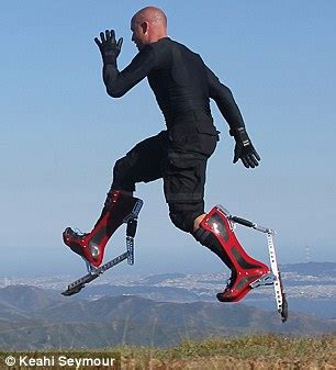 Bionic boots mimic ostrich s gait to let wearers travel at ...