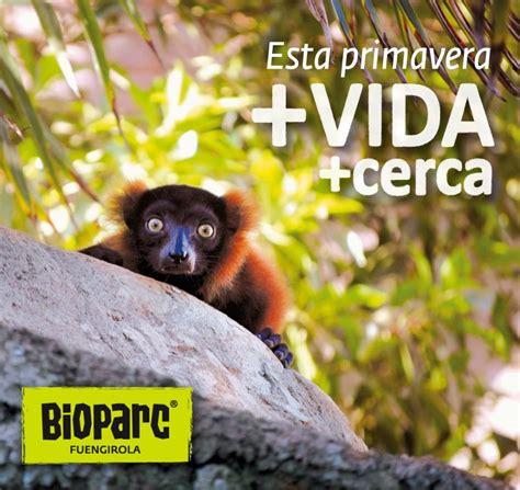 Bioparc celebra la primavera descuento en las entradas ...