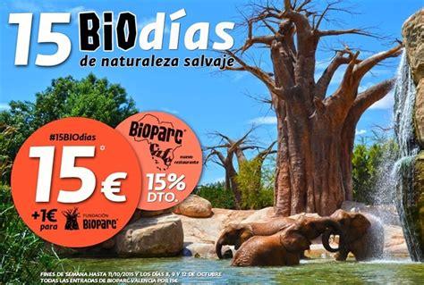 BIOPARC comienza septiembre lanzando la promoción BIOdías ...