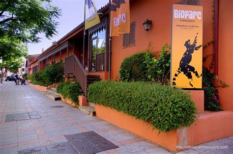 Bioparc Fuengirola, 3 continents right in the middle of ...