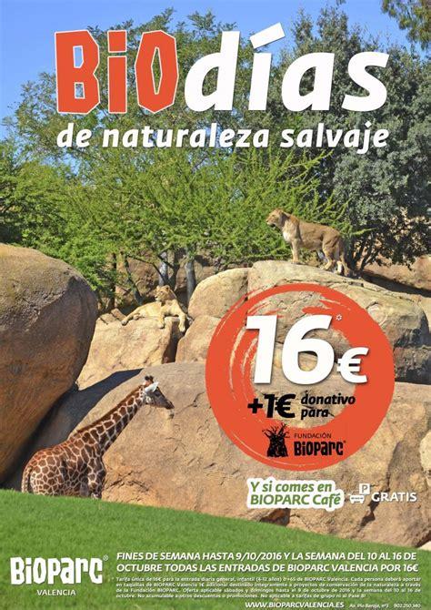 BIOPARC Valencia: Promoción BIOdías  2016  de naturaleza ...