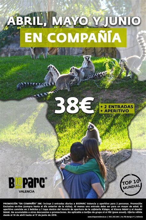 BIOPARC Valencia se consolida como destino de turistas ...