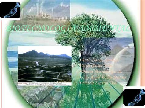 Biotecnologia Ambiental Expo 3 Fase F