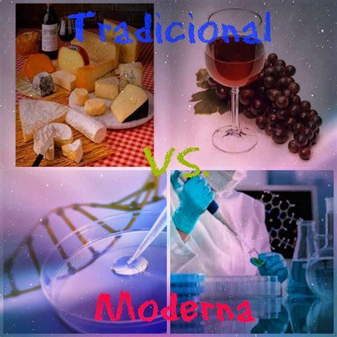 Biotecnología : Biotecnología Tradicional vs ...