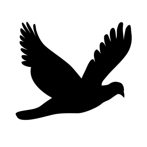 Bird Silhouette Fly · Free image on Pixabay