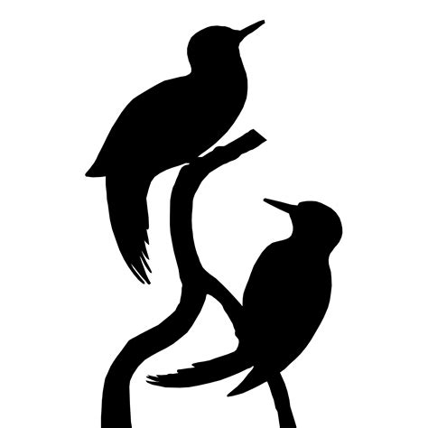 Bird Silhouette Free Stock Photo   Public Domain Pictures