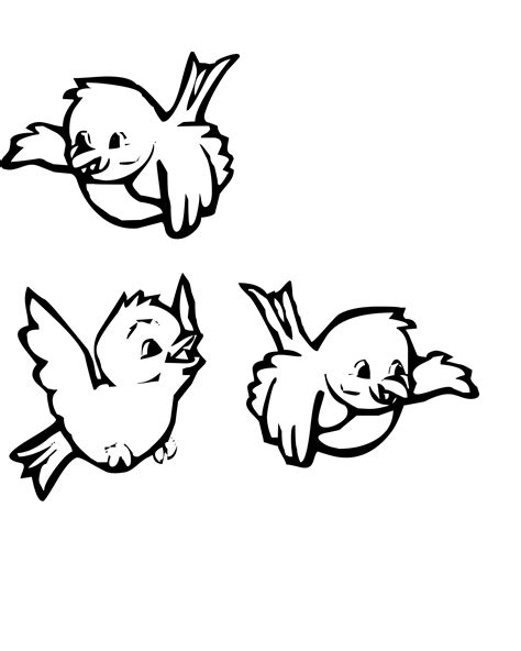 Birds Coloring Pages   GetColoringPages.com