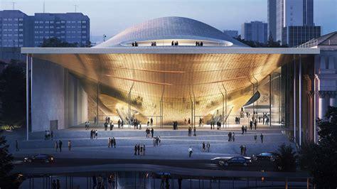 Biro Arsitektur Terkemuka Asal Inggris Hendak Bangun ...