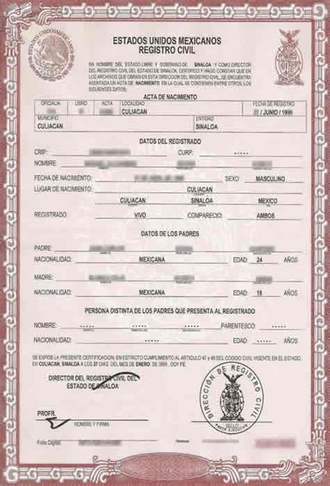Birth Certificate Translation Services for USCIS, Fast and ...