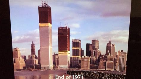 Birth of the twin towers World Trade Center 1966 1973 ...