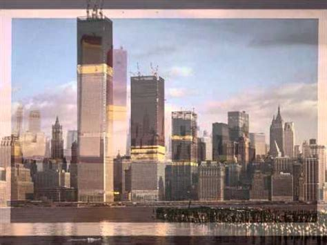 Birth of the Twin || Towers  World Trade Center  1966 1973 ...