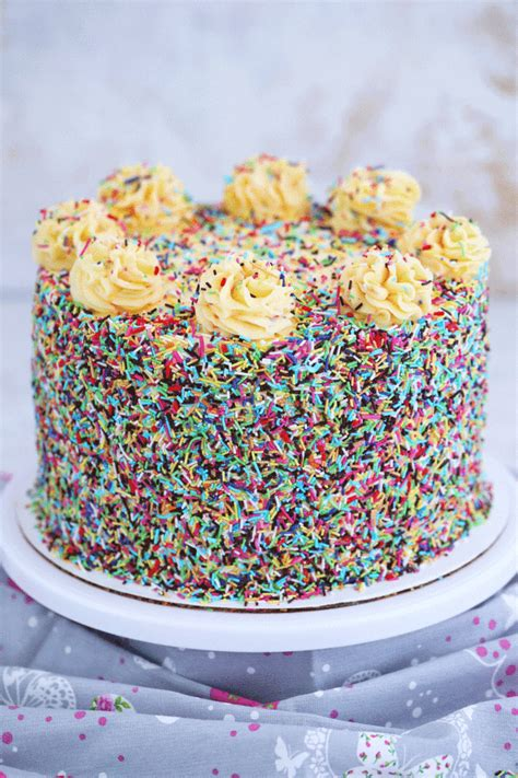 Birthday Cake Recipe [Video]   Sweet and Savory Meals