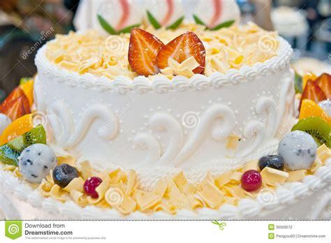 Birthday Cakes, Pastries Design Stock Photo   Image of ...