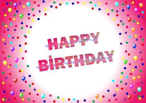 Birthday Happy Greeting · Free image on Pixabay