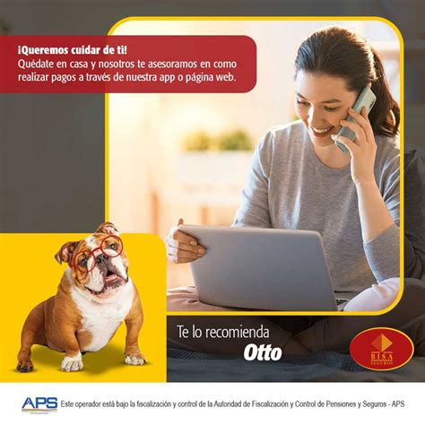 """BISA Seguros presenta a """"Otto"""", amigo incondicional para ..."""
