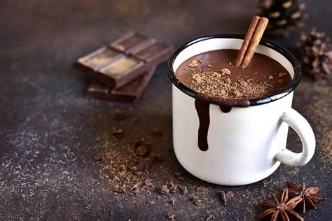 Bitter chocolate, our authentic dark chocolate, now in a cup…
