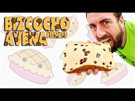 BIZCOCHO DE AVENA AL MICROONDAS EN 15 MINUTOS .   YouTube