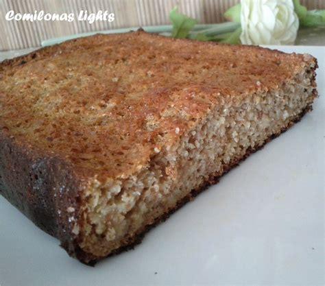 Bizcocho de avena y trigo | Mil sabores & olores
