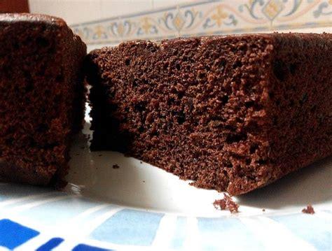 Bizcocho de chocolate con chispas de chocolate   RECETUM