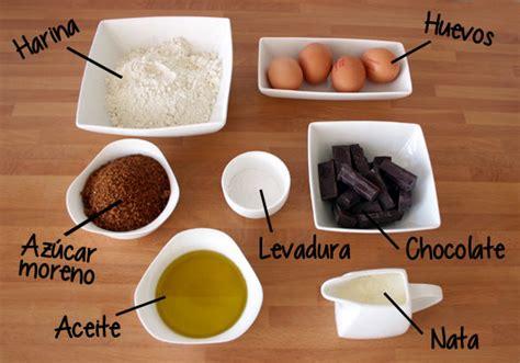 Bizcocho de chocolate con Thermomix   Código Cocina