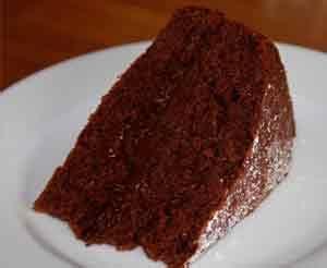 Bizcocho de Chocolate Esponjoso | Receta Bizcocho
