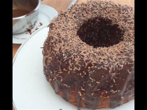 Bizcocho de chocolate esponjoso   YouTube