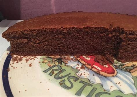 Bizcocho de chocolate sin gluten Receta de Ruth G M  Cookpad
