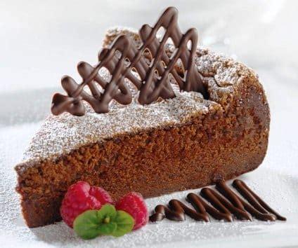 Bizcocho de chocolate sin harina   Recetín