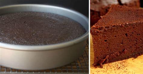 Bizcocho de chocolate y quinoa, ¡sin harina!