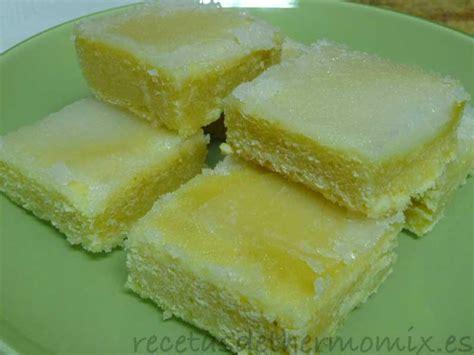 Bizcocho de limón glaseado en Thermomix ...