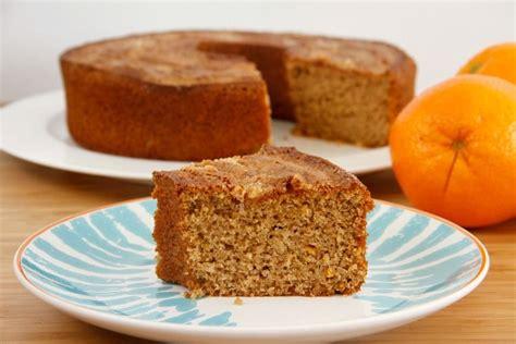 Bizcocho de naranja con harina de espelta | Recetas ...