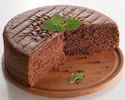 Bizcocho de Yogur con Chocolate: Receta Casera