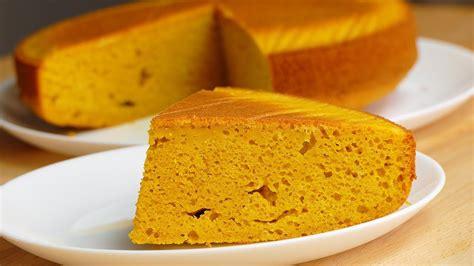bizcocho de ZANAHORIA esponjoso ¡Un pastel super FACIL de ...