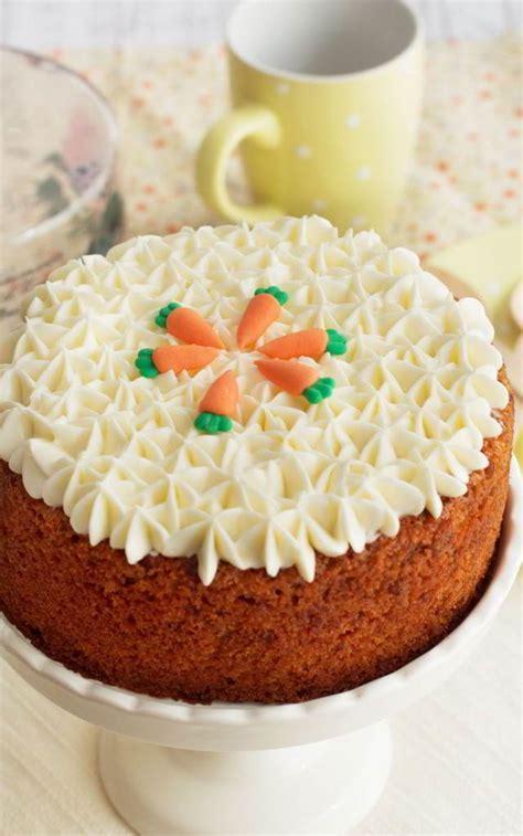 Bizcocho de Zanahoria o Carrot Cake   Blog My Karamelli