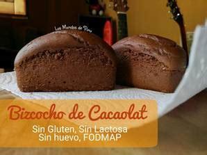 Bizcocho de Zanahoria  sin gluten, sin lactosa, sin plv ...