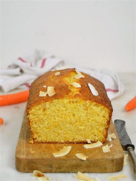 Bizcocho de zanahoria y coco | Cuuking! Recetas de cocina