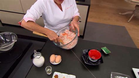 Bizcocho de zanahoria y coco   Presentación