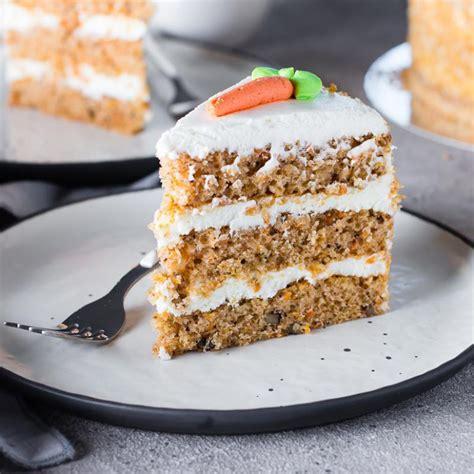 Bizcocho de zanahoria y nueces  la MEJOR receta