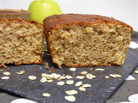 Bizcocho integral con manzana y avena | Recetas de tortas ...