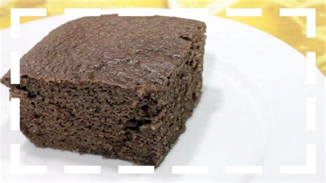 Bizcocho proteico de avena, sabor chocolate.   YouTube