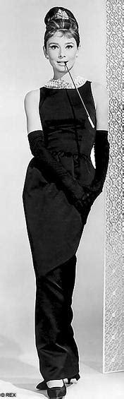 Black Givenchy dress of Audrey Hepburn   Wikipedia