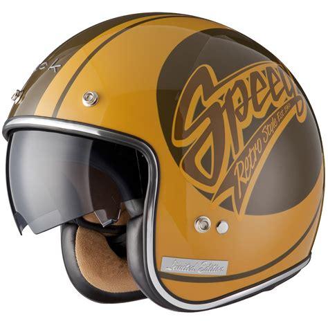 Black Jam Brown Gold Limited Edition Helmet Motorcycle ...
