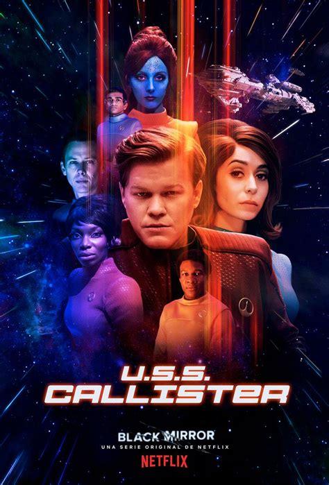 Black Mirror  2017 4 Temporada serie TV. Netflix