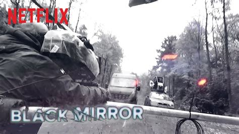 Black Mirror   Featurette: Metalhead   Netflix   YouTube
