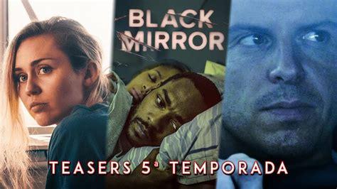 Black Mirror • Teasers 5ª Temporada  legendado    YouTube