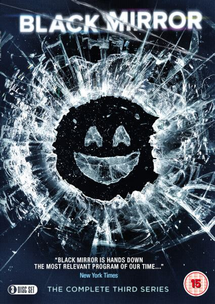 Black Mirror   Series 3 DVD | Zavvi Australia