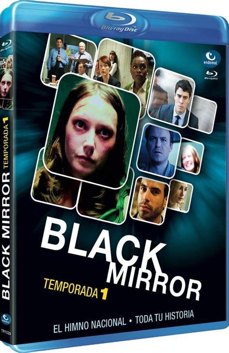 Black Mirror  Temporada 1 Blu Ray – fílmico