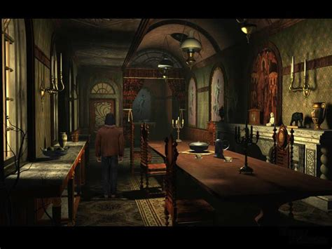 Black Mirror, The Download  2003 Adventure Game