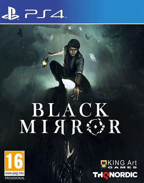 Black Mirror   Videojuego  PS4, PC y Xbox One    Vandal